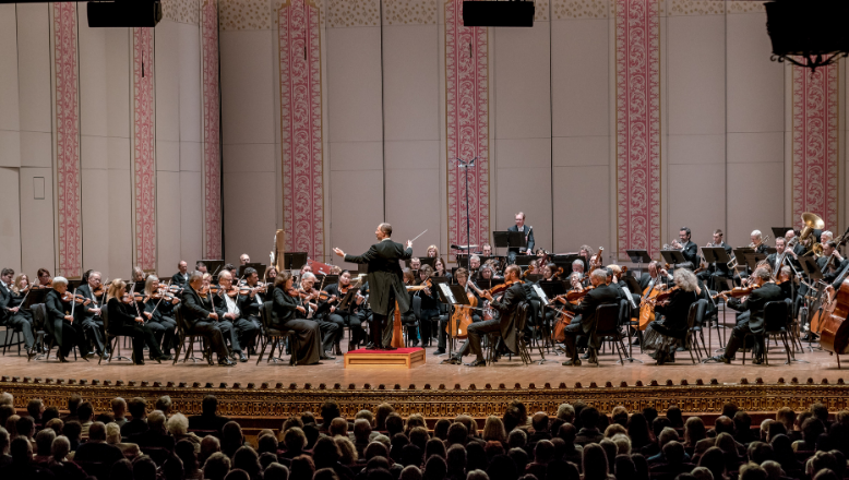Concert review | Columbus Symphony: Orchestra and violin soloist triumph in jubilant journeys